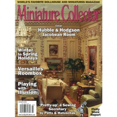 [특가판매]Miniature Collector - 2012.03(March)