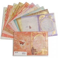 #577021 Vellum All Occasion Card Packs-All Occasions(20 Cards/Pack)