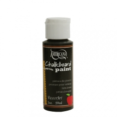 DS90-칠판페인트/ Chalkboard Paint - 2oz(59ml) Black