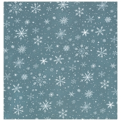 Petterned Paper:PA-0642 Snowflake Sky[특가판매]