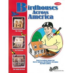 [특가판매]#1009 Birdhouses Across America Book