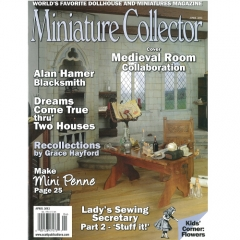 [특가판매]Miniature Collector - 2012.04(April)