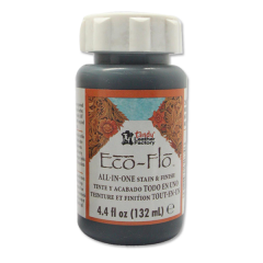 2605 Eco-Flo All-In-One Stain & Finish 4.4 oz (132ml)