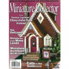 [특가판매]Miniature Collector - 2012.02(February)
